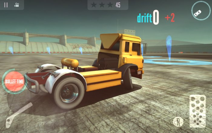 Drift Zone: Tracks