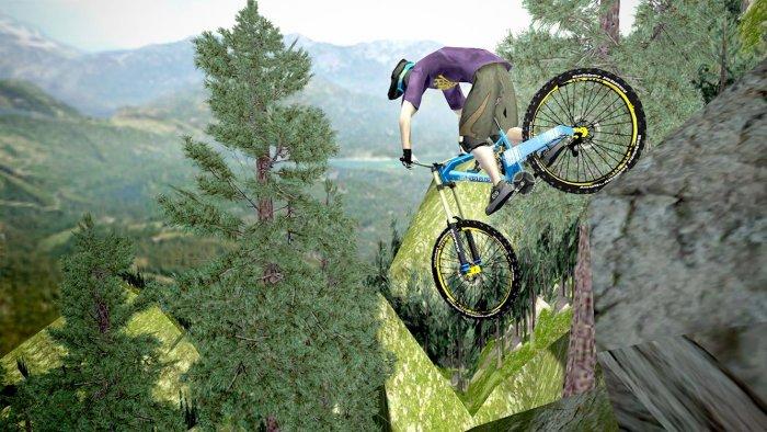 Shred – Extreme Mountain Biking