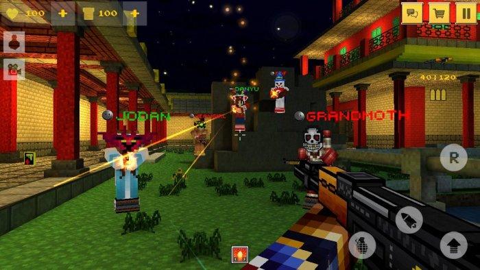 Block Force - Cops N Robbers
