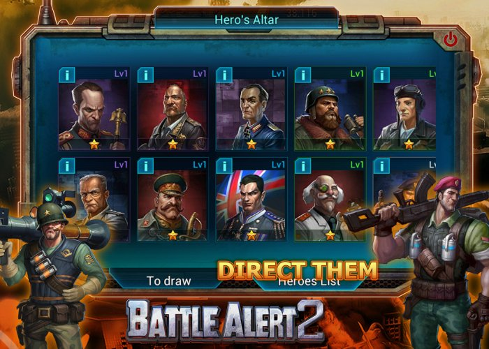 Battle Alert 2