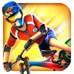 Xcite Mountain Bike – аркадные велогонки