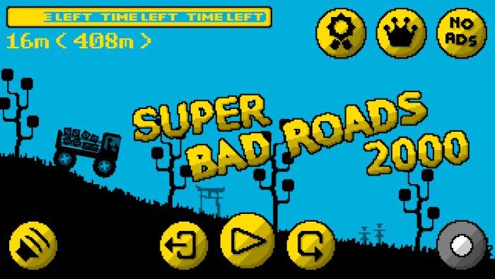 Super Bad Roads 2000