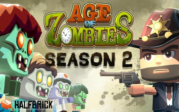 Age of Zombies: Season 2