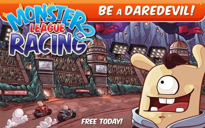 Monster Racing League