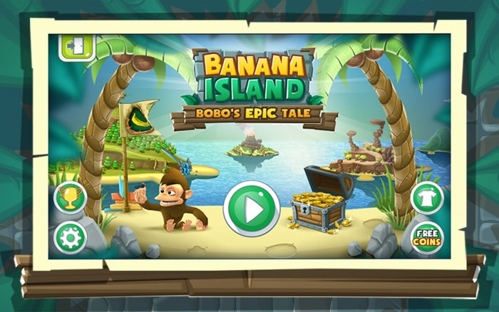 Банановый раннер