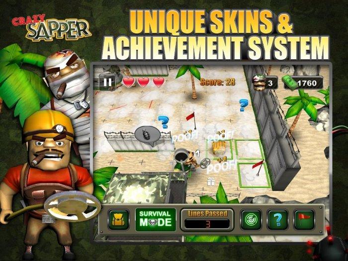 Crazy Sapper 3D