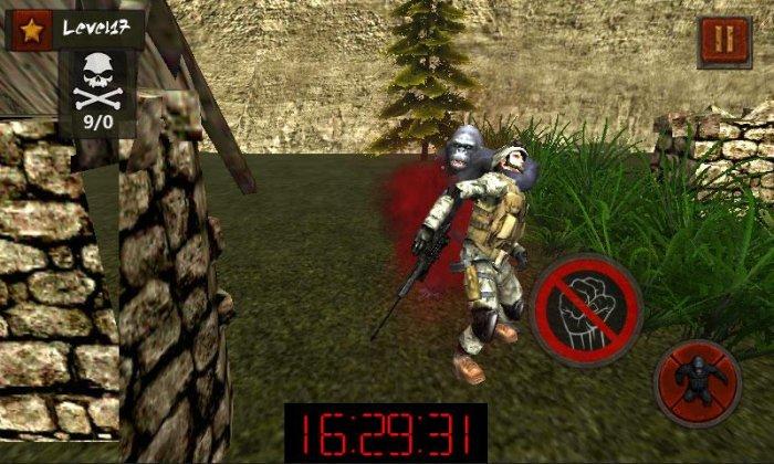 Assassin Ape 3D