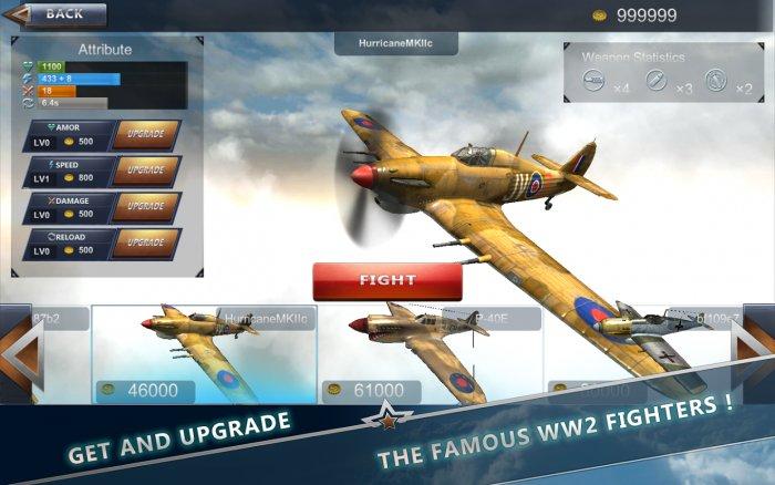 Air Craft Battle Combat 3D