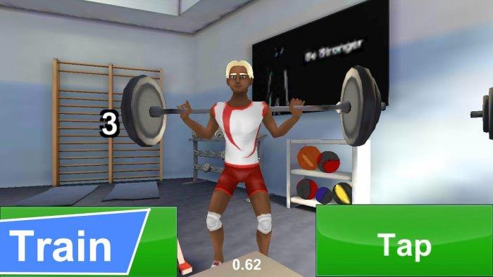 Волейбол 3D на Андроид