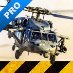 Helicopter Sim Pro – симулятор вертолета.