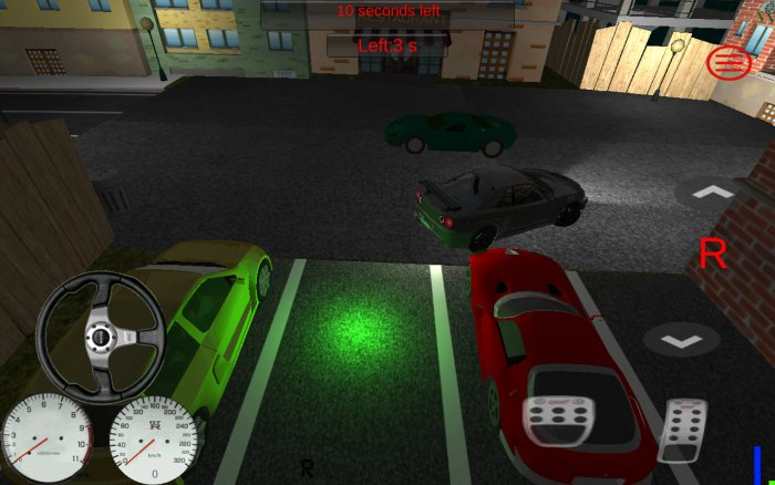 Real Car Parking HD