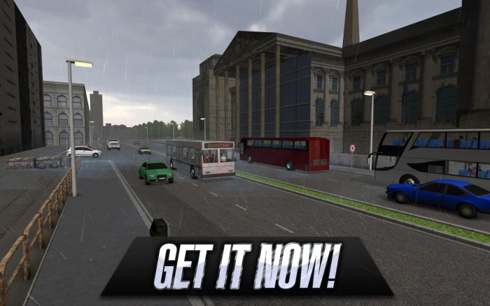 Bus Simulator 2015