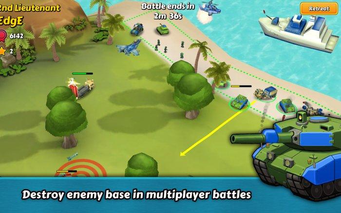 Ops Battle force 2