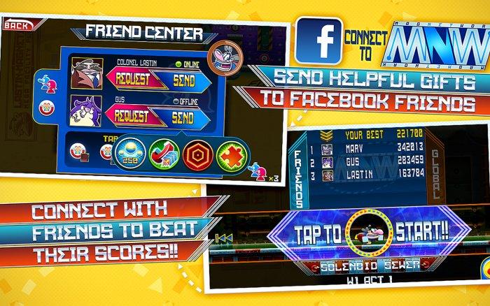 Major Magnet: Arcade