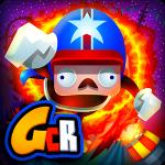 Galaxy Cannon Rider – аркада с хорошей физикой