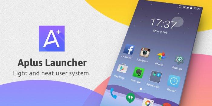 A+ Launcher