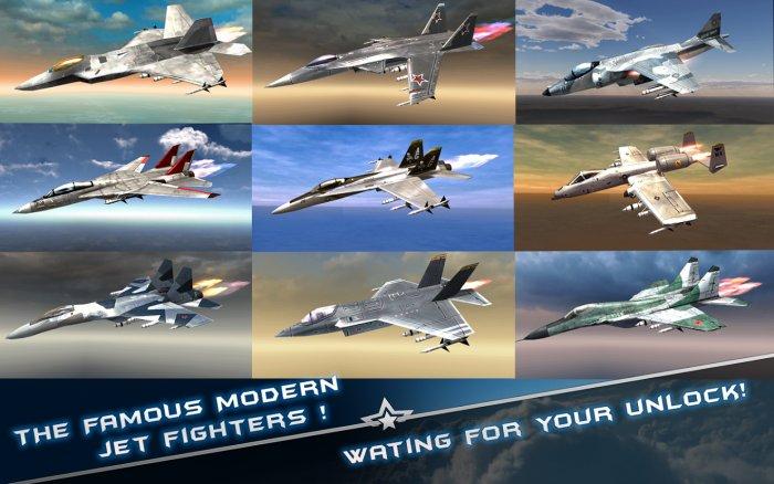 Modern Air Combat 3D