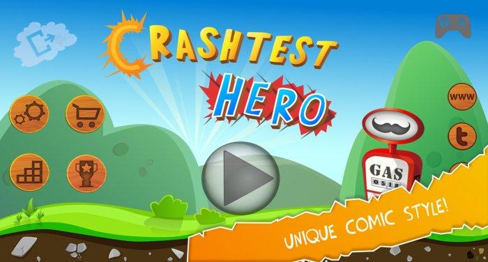 Crahtest Hero