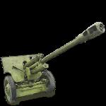 Один В Поле Воин – симулятор пушки