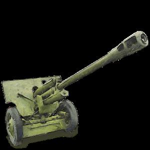 Один В Поле Воин — симулятор пушки