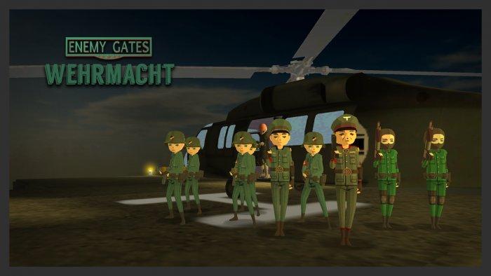 Enemy Gates