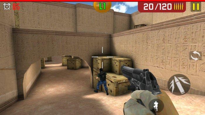 Shoot Hunter-Killer 3D