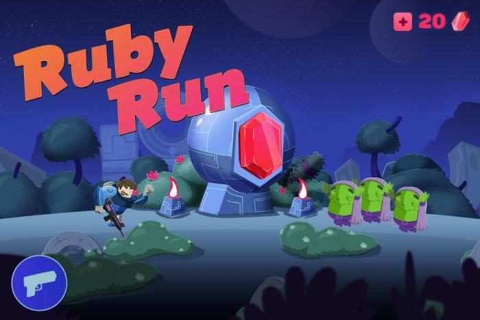 Ruby Run: Eye Gods Revenge