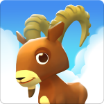 Mountain Goat Mountain – раннер про отважного козла!