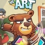 Bears vs. Art – пазл