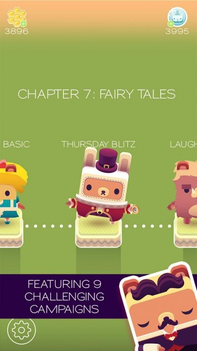 Alphabear English word game