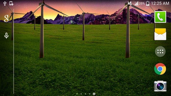 Windmill Live Wallpaper FREE