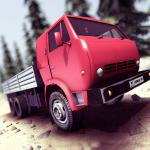 Truck Driver steep road – вождение грузового автомобиля