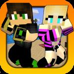 Pixel Fighter 3D – файтинг в стиле Minecraft