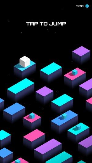 Прыгающий куб