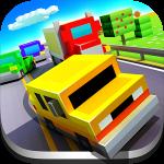 Blocky Highway – пиксельные 3D гонки