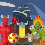 Viking Hero Legend – таймкиллер про викинга