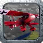 Hill climb fly Racing – гоночный платформер на самолетах