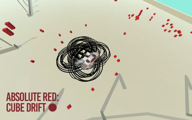 Absolute Red: Cube Drift