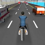 Moto Traffic Racer – гоночный раннер