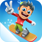 Ski Safari 2 – гонки на лыжах!