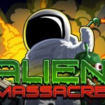 Alien Massacre – новый шутер!