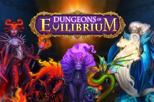 Dungeons of Evilibrium RPG
