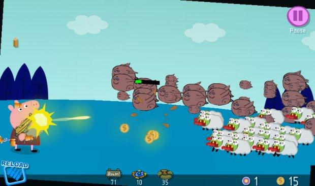 Pigs Revenge