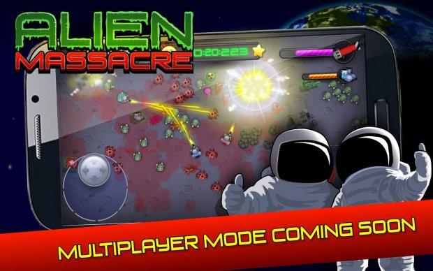 Alien Massacre