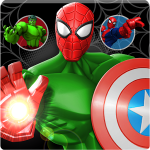 Смешай+Собери: Marvel Mashers