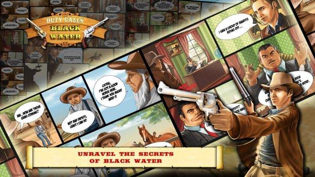 Black Water: Duty Calls