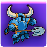 Shovel Knight – классическая приключенческая аркада!