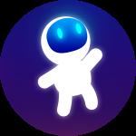 Neon spaceman – космическая аркада