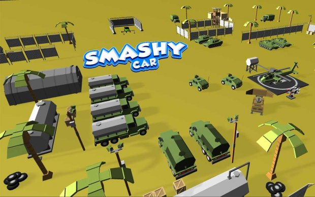 Smashy Car Riot: Busted Patrol