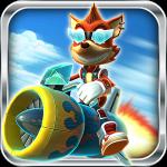 Rocket Racer – гонки с оружием и адреналином